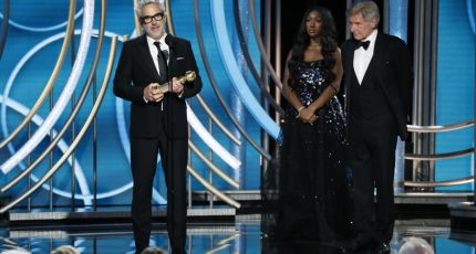 Netflix's 'Roma' wins Golden Globe for best director and
