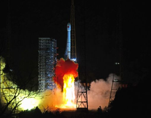 China's lunar probe makes history by successfully soft-landing on the far side of the moon