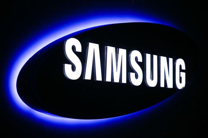 Resultado de imagem para samsung logo