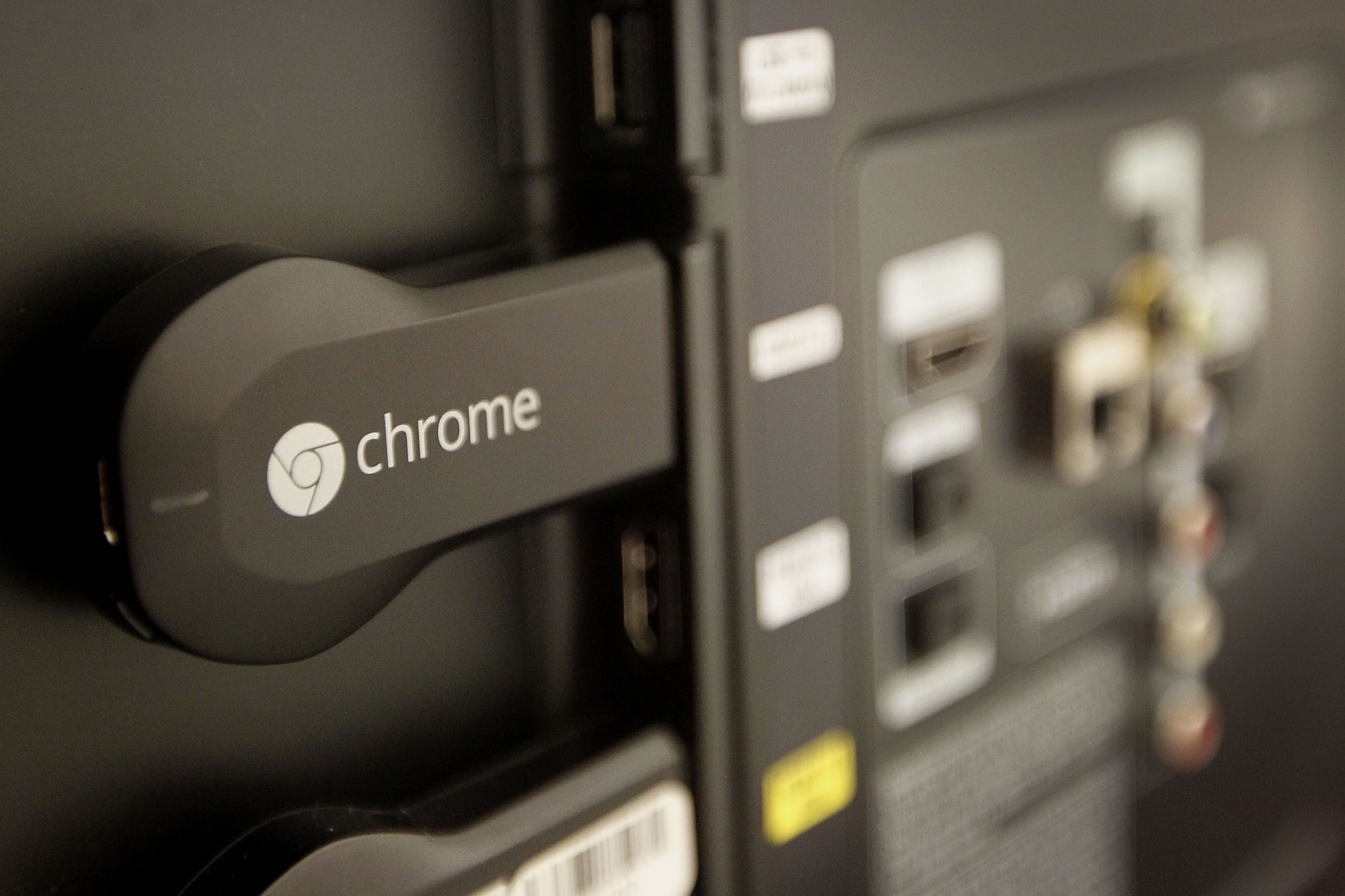 Hackers hijack thousands of Chromecasts to warn of latest security