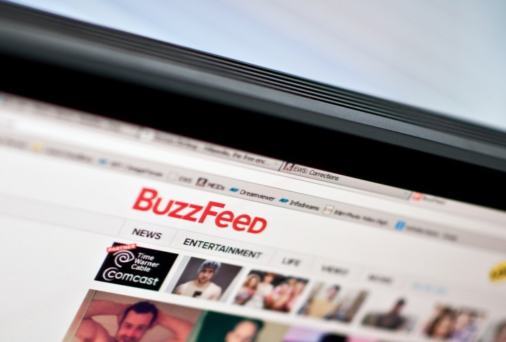 BuzzFeed will cut its staff by 15% in major round of layoffs
