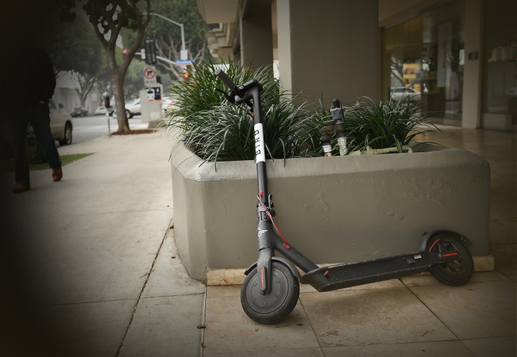 Scooter startup Bird tried to silence a journalist  It did