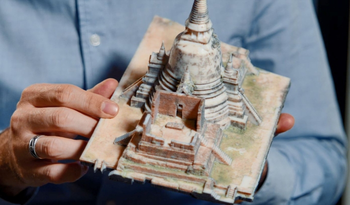 Google is Using 3D Printers to Re-create Ancient Artifacts