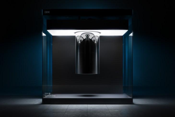 IBM unveils its first commercial quantum computer | TechCrunch