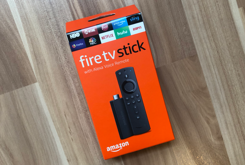 Amazon upgrades its Fire TV Stick with the new Alexa Voice Remote