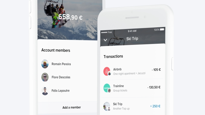 Lydia Launches Shared Accounts for its Mobile Payment App