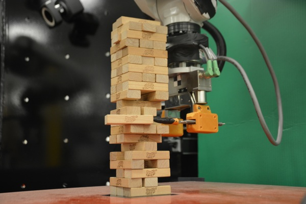 MIT Researchers are Training a Robot Arm to Play Jenga