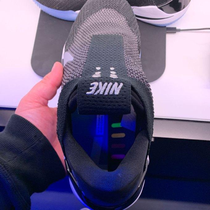 Nike's auto-laced future Nike Adapt BB5