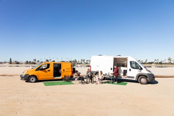 Outdoorsy san diego sd campervans 33