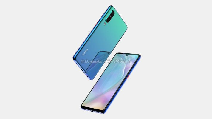 Jack to the future for Huawei? P30 leak hints at the return of the headphone port