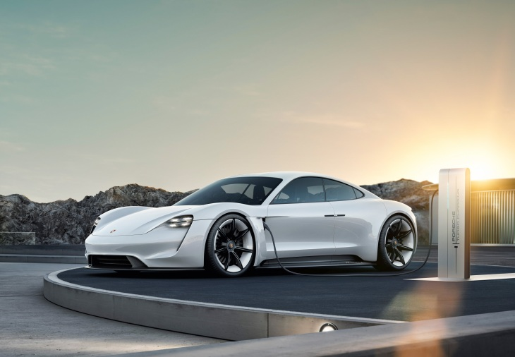 Porsche Taycan Owners Will Get Three Years Free Charging At Hundreds