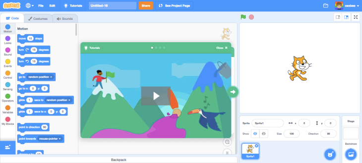 Scratch 3 0 is now available | TechCrunch