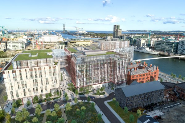 QnA VBage Salesforce is building new tower in Dublin and adding hundreds of jobs