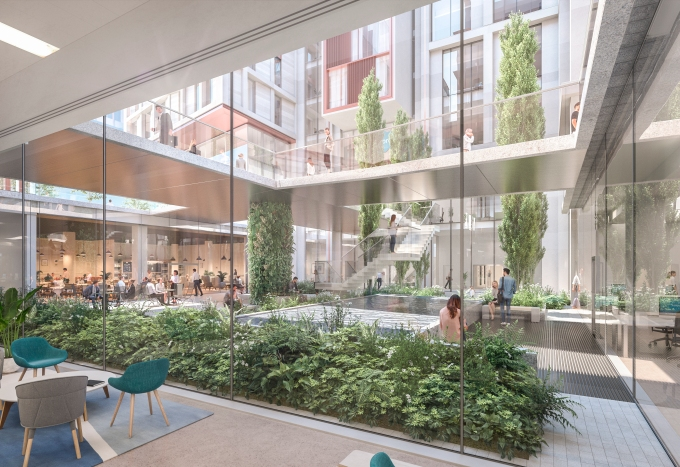 Salesforce is constructing new tower in Dublin and including a whole bunch of jobs 2