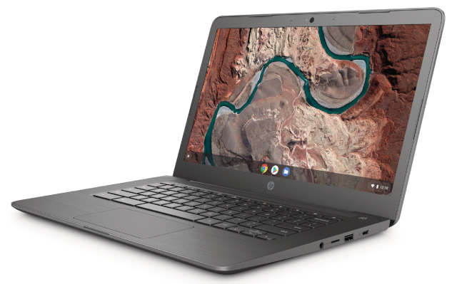 The good news and bad news of HP's new AMD Chromebook