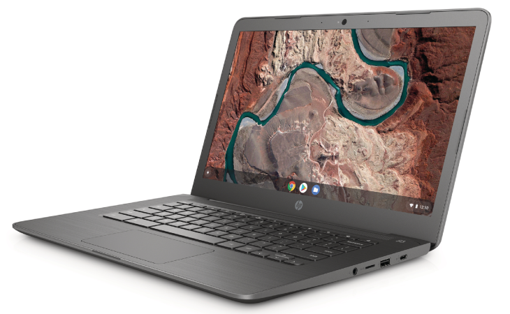 The good news and bad news of HP's new AMD Chromebook | TechCrunch