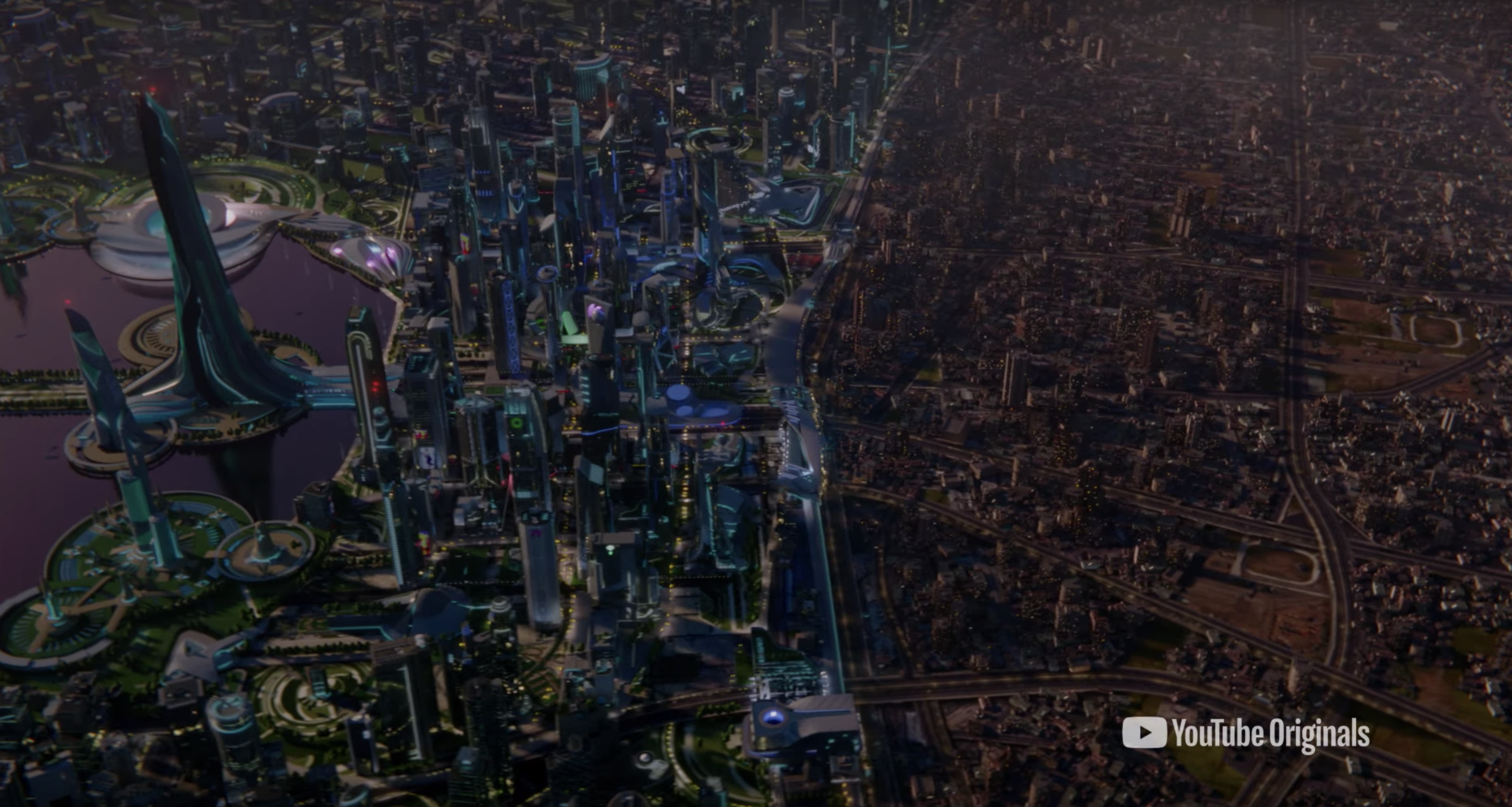 c880de0568d9 Check out the trailer for Jordan Peele s new YouTube series  Weird City