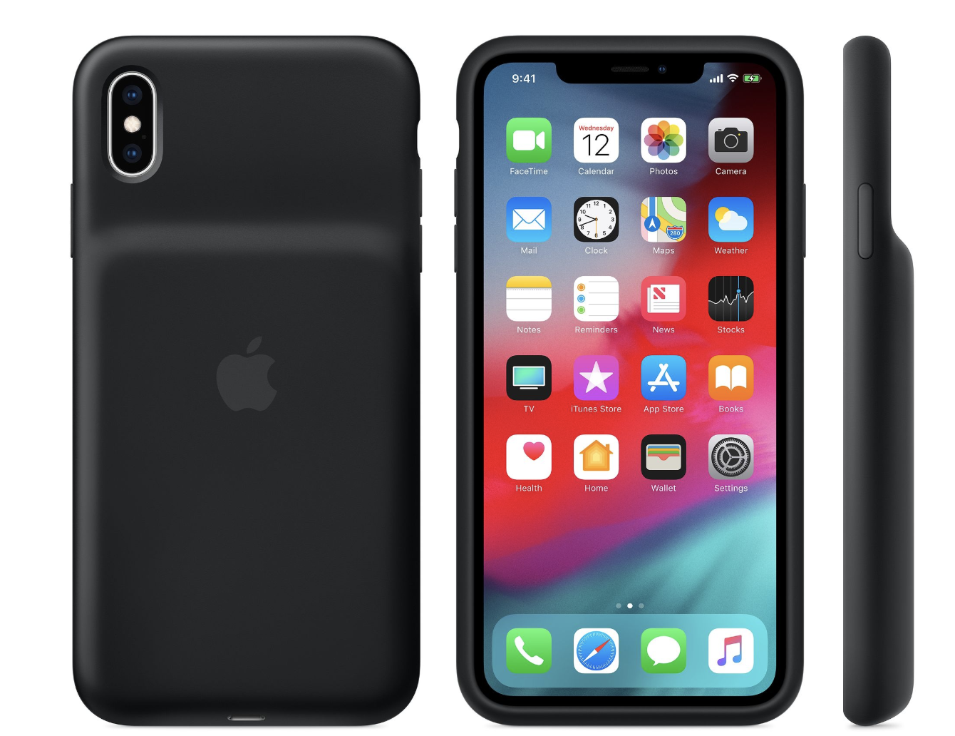 techcrunch.com - Brian Heater - Apple's battery cases return for the iPhone XS and XR