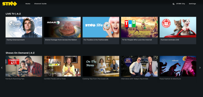 TV broadcaster Sinclair launches STIRR, a free streaming