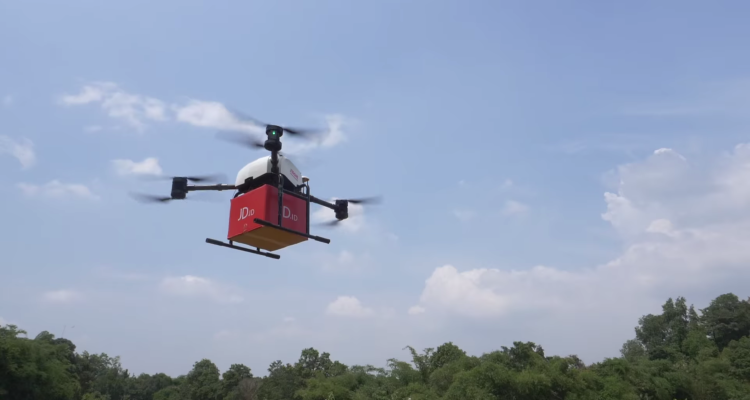 China's JD.com tests drone delivery in Indonesia in first overseas pilot thumbnail