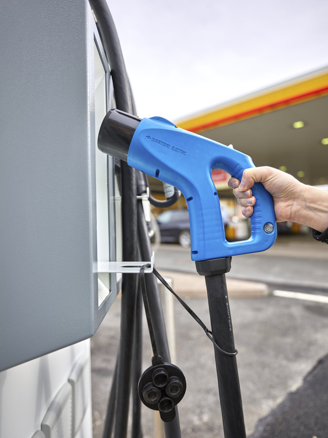 With its Greenlots acquisition, Shell is moving from gas stations to charging stations