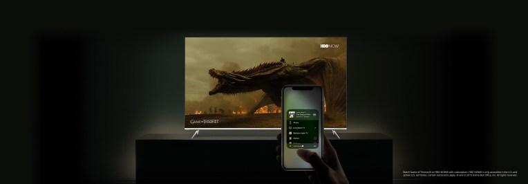QnA VBage Vizio adds Apple AirPlay and HomeKit integrations to its SmartCast smart TV platform