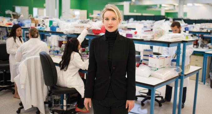 Theranos documentary review: The Inventor's horrifying optimism The Inventor Elizabeth Holmes