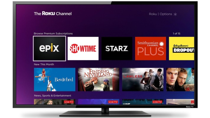 QnA VBage The Roku Channel adds premium subscriptions alongside its free content