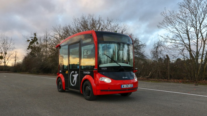 Torc Robotics and Transdev are launching autonomous shuttles to deliver people to public transit