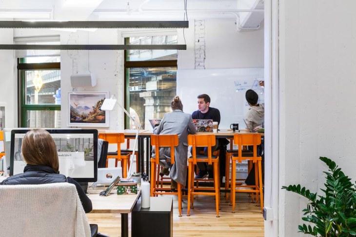 WorkSocial | WeWork Labs Dumbo