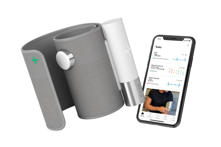 Withings BPM-Core (1)