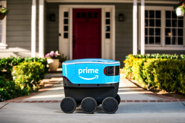 Meet the Tiny Startup that Helped Build Amazon's Scout Robot