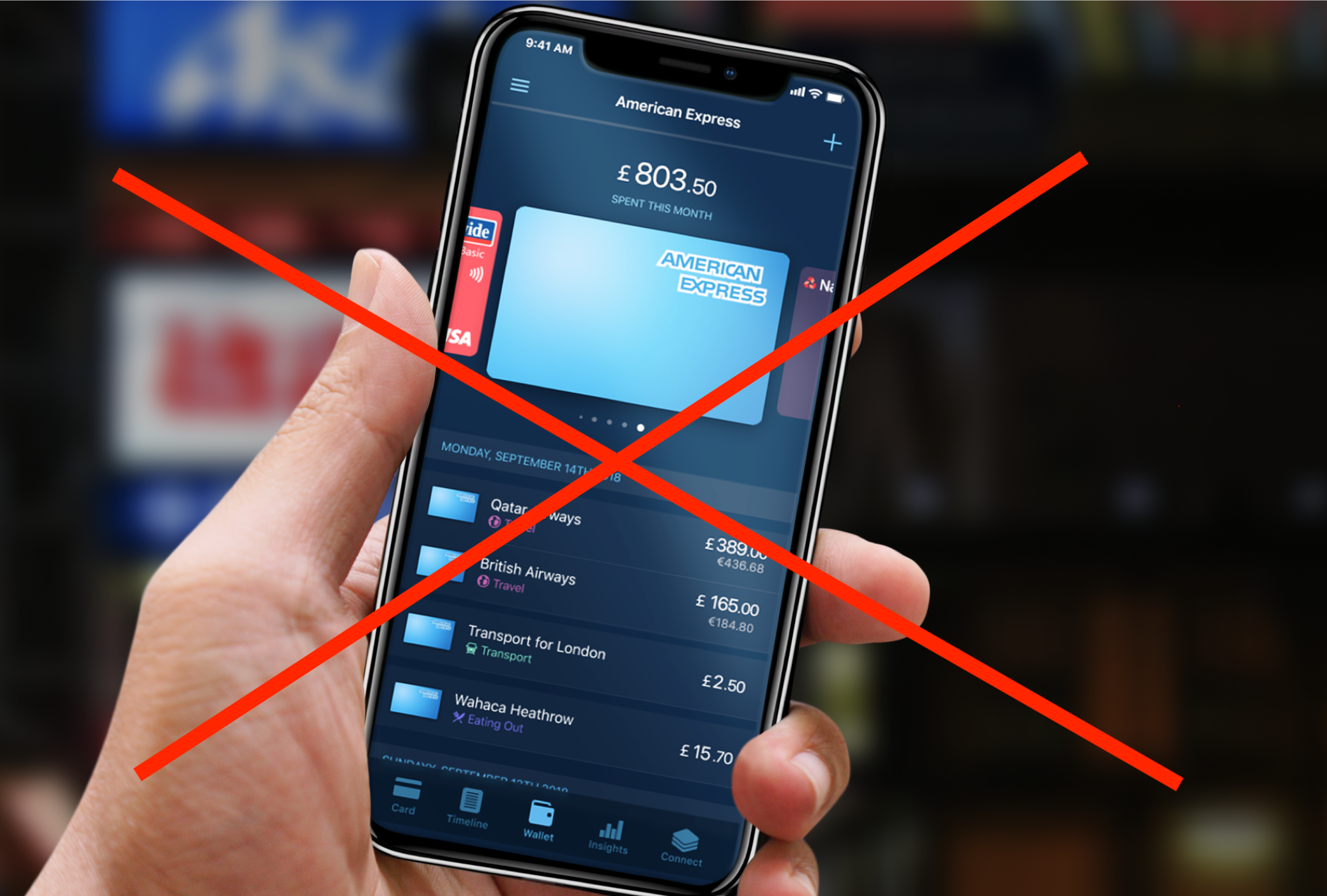 American Express Near Me >> Amex Blocks Curve As The Fintech Startup Vows To Fight Anti