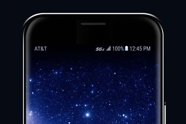 After A Recent Update Some ATT Phones Now Have 5G E Icon This Replaces The One Indicated Phone Is Running On 4G Network