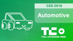 Automotive at CES 2019 - TechCrunch