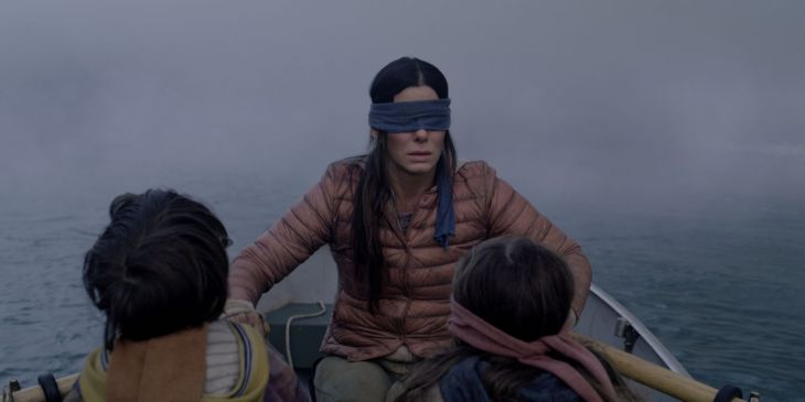 Netflix pleads with people to stop doing the 'Bird Box' challenge bird box 008