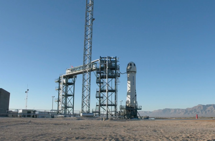 blueorigin - Watch Blue Origins 10th New Shepard Mission Launch A Science Loaded Capsule To Space Techcrunch