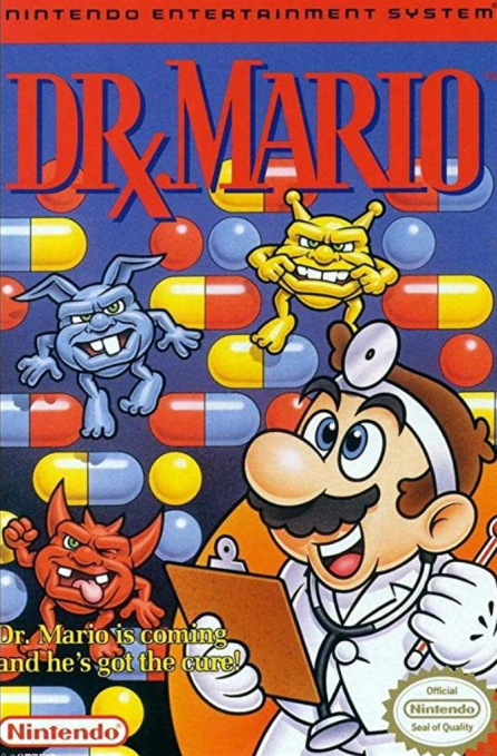 Nintendo is making Dr. Mario for iOS and Android