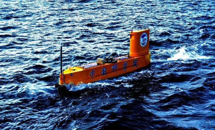 chinese roboboat