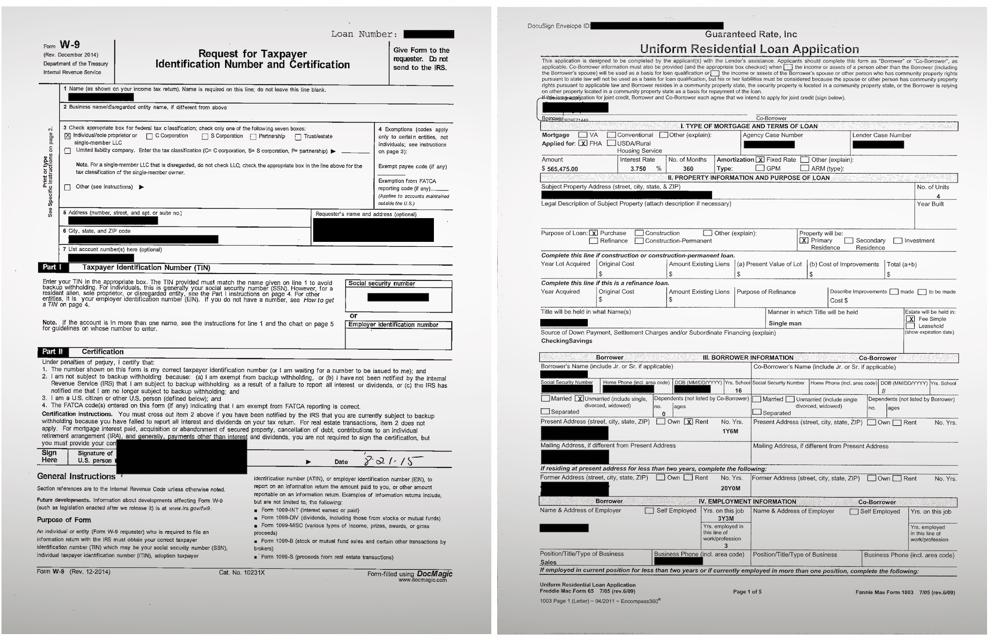 Massive mortgage and loan data leak gets worse as original documents