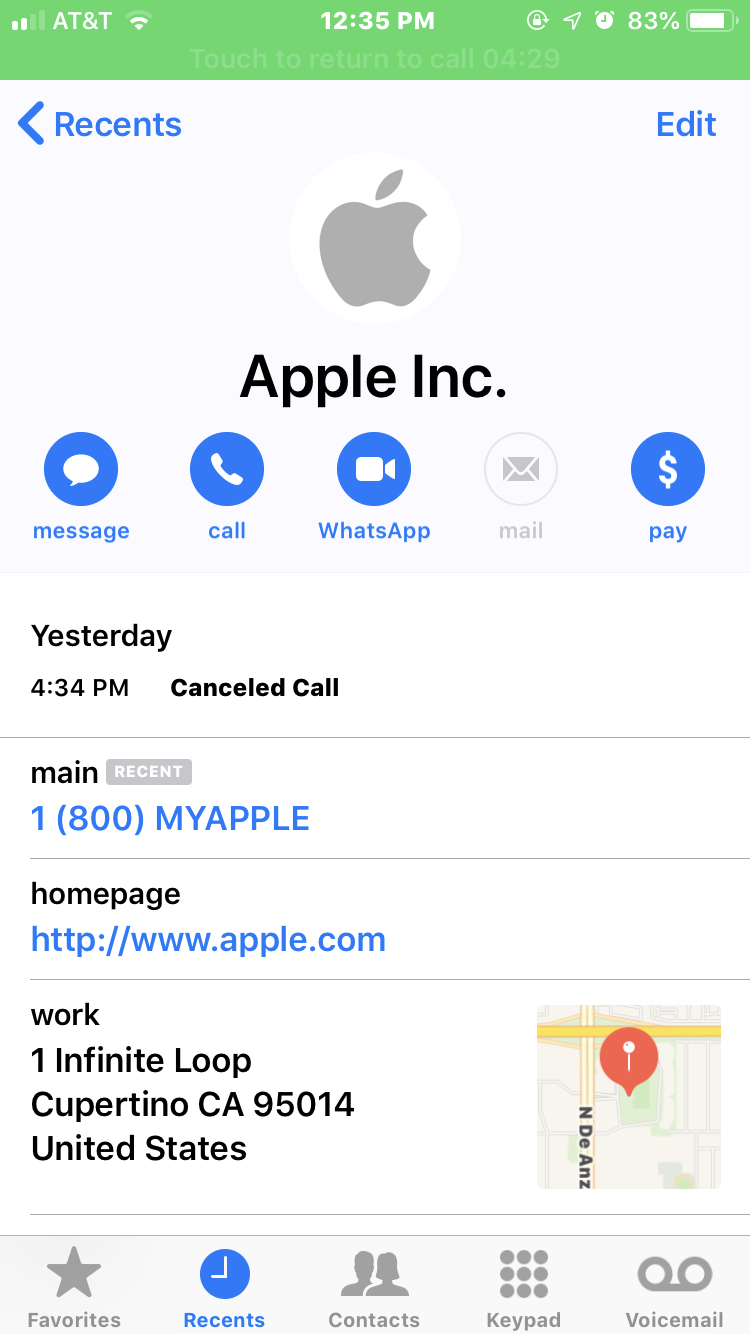 New Apple voice phishing scam looks just like a real support call