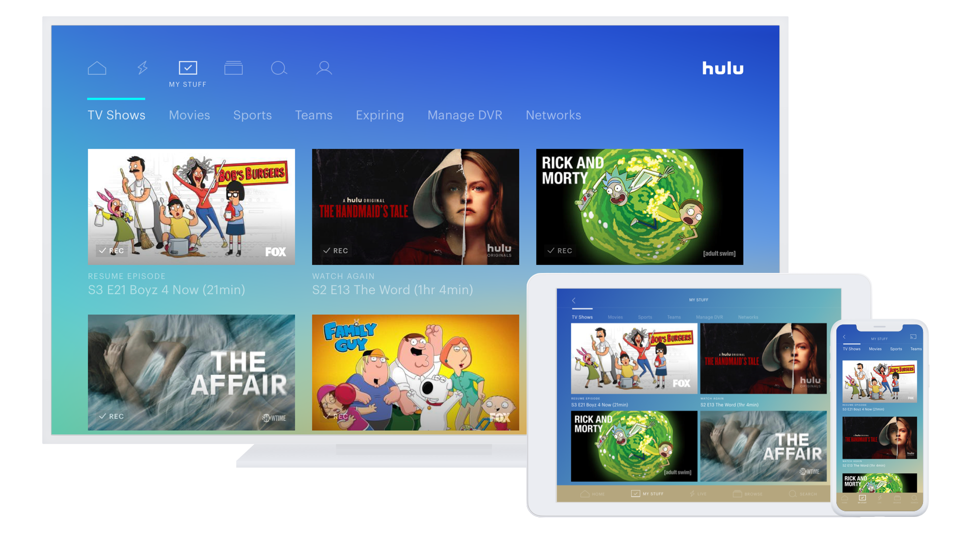 Hulu drops the price for its streaming service to $6 per month, but