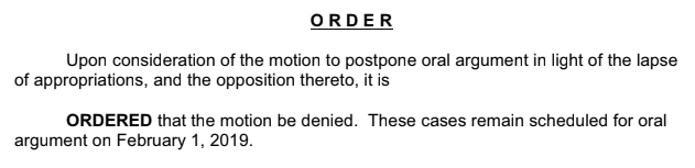 Judge orders net neutrality lawsuit to go ahead despite shutdown