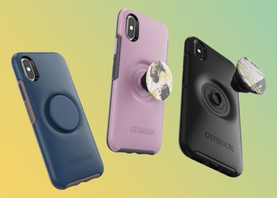Otterbox And Popsocket Teamed Up And Made An Iphone Case