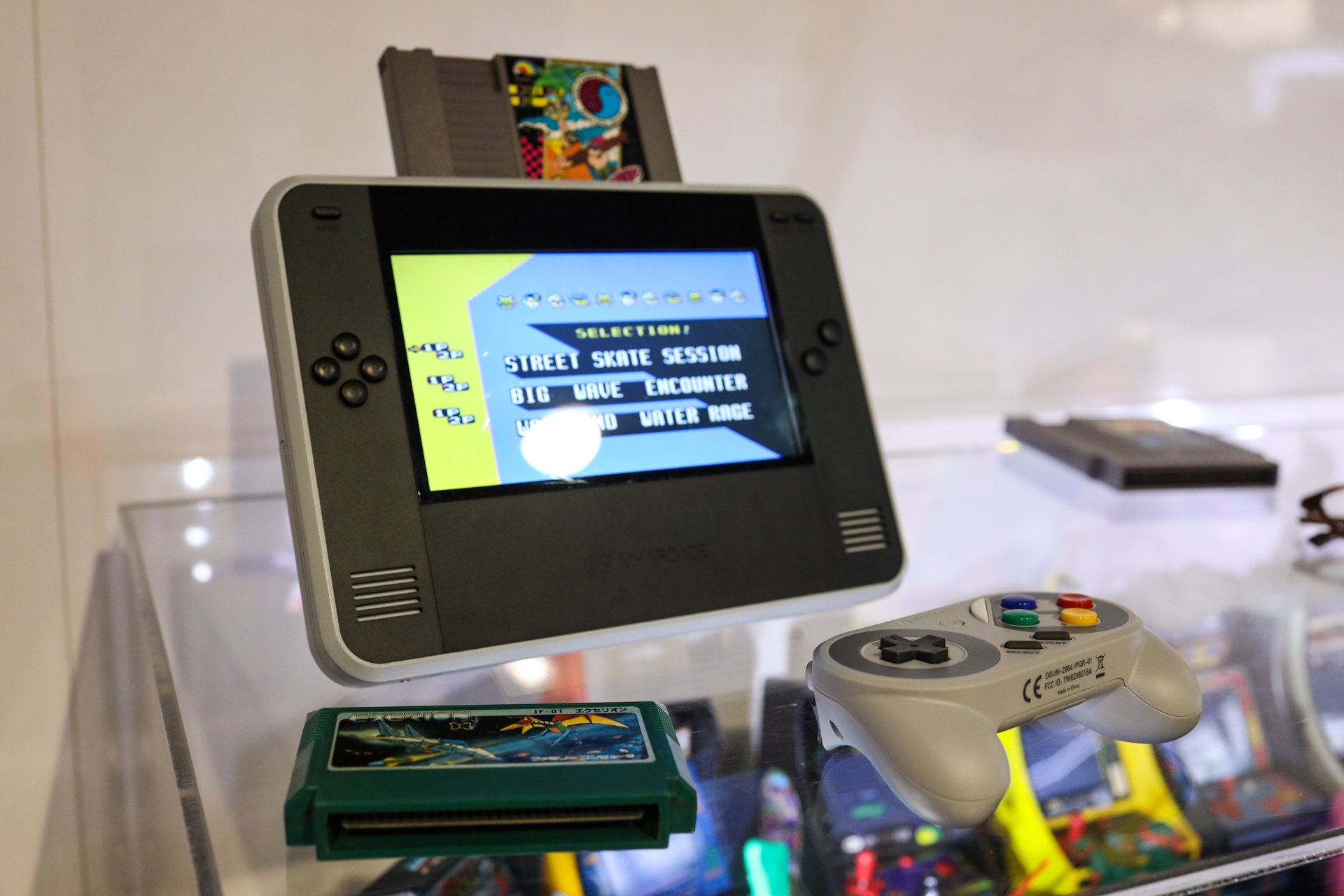 This extra-large handheld Nintendo works (and feels) like the real