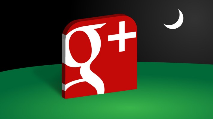 Google+ for Consumers will Shut Down on April 2nd