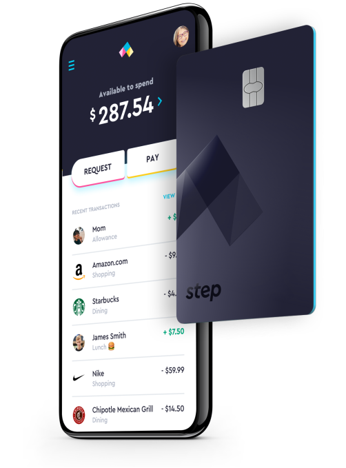 Step targets teens and parents with a no-fees mobile bank