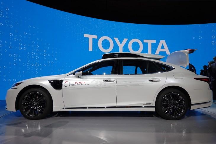 Toyota Research Institute >> Toyota Ai Ventures Launches 100m Fund To Invest In Robotics