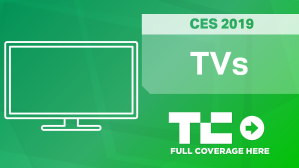 TVs at CES 2019 - TechCrunch
