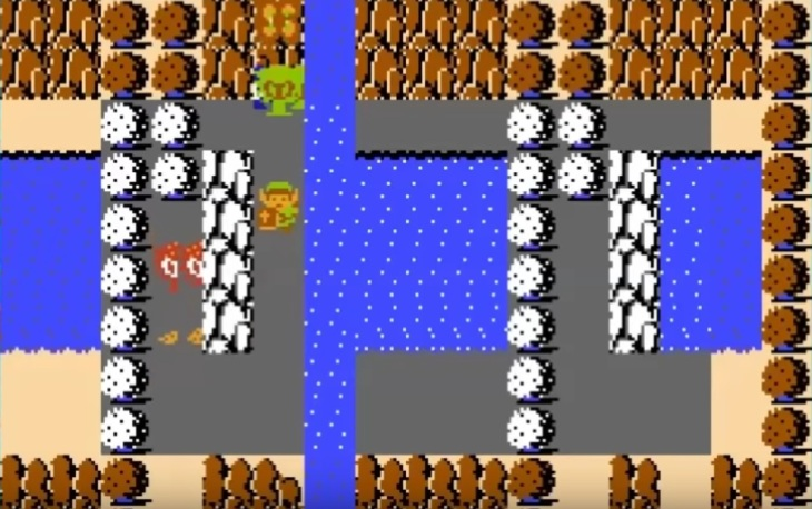 Zelda has a minus world | TechCrunch
